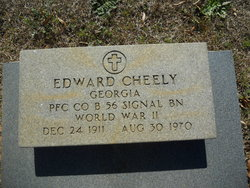Edward Cheely