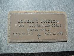 Lowell C Jackson