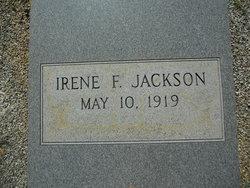 Irene <I>Foster</I> Jackson