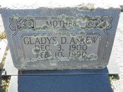 Gladys <I>Duckett</I> Askew