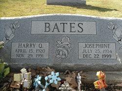 Josephine Elizabeth <I>Bedford</I> Bates