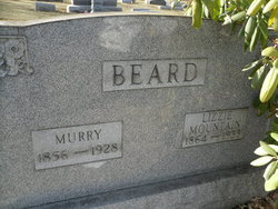 "Elizabeth Viola ""Lizzie"" <I>Mountain</I> Beard"