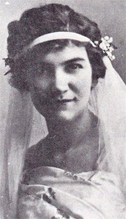 Eva Belle <I>Thomas</I> Erhart