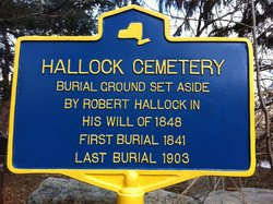 Hallock Family Burial Grounds