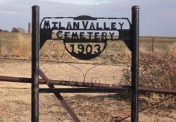 Milan Valley Cemetery