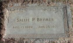 Sallie <I>Pritchard</I> Brymer