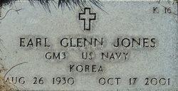 Earl Glenn Jones