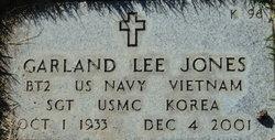Garland Lee Jones