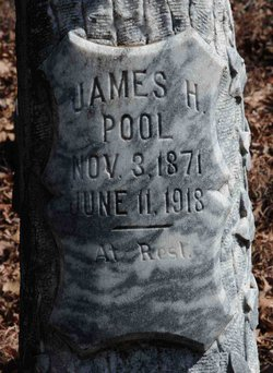 James Hiram-Mitchell Pool