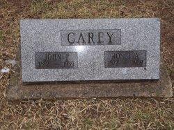 Rosetta <I>Newell</I> Carey