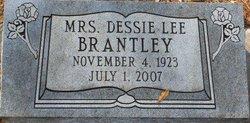 Mrs Dessie Lee Brantley