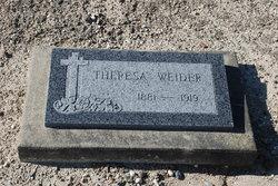 Theresa Weider