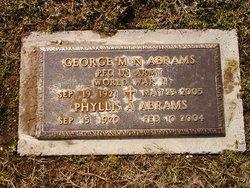 George M N Abrams