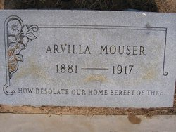 Arvilla Mouser