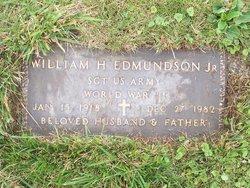 William Hiram Edmundson, Jr