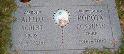 """Robert """"Bobby"""" Aiello"""