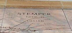 Lillian Elizabeth <I>Schneider</I> Stemper