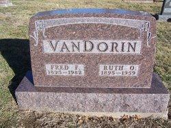 Ruth Olive <I>Tharp</I> VanDorin