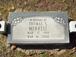 Thomas S. Merrell