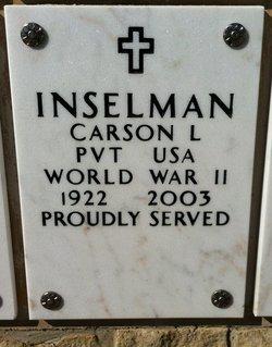 Carson L Inselman