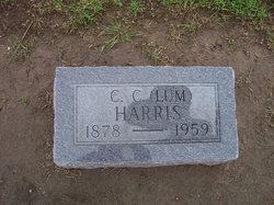 """C. C. """"Lum"""" Harris"""