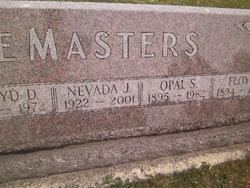 Nevada Jane <I>McKinley</I> LeMasters