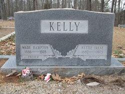 Nettie Irene <I>Wilson</I> Kelly