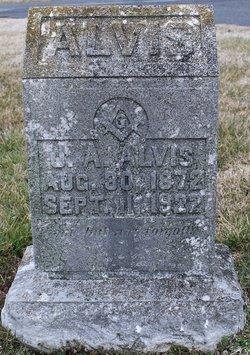 Joseph Asa Alvis