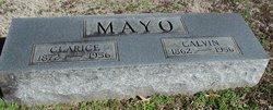 Clarice <I>Dickinson</I> Mayo