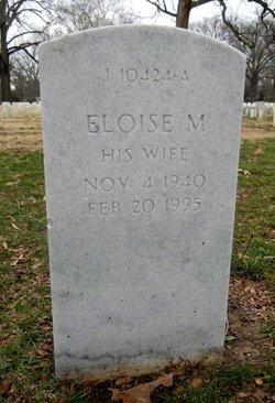Eloise M Dabney