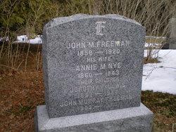 John Murray Freeman