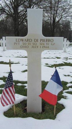 Pvt Edward Di Pierro