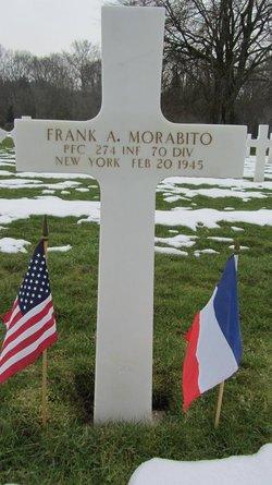 PFC Frank A Morabito