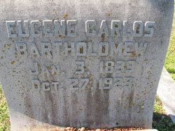 Eugene Carlos Bartholomew