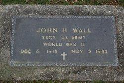 "John Hagerman ""Jack"" Wall"