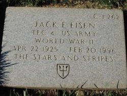 Jack Edward Eisen