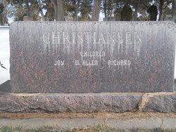 Dolres Mary Allen <I>Heusser</I> Christiansen