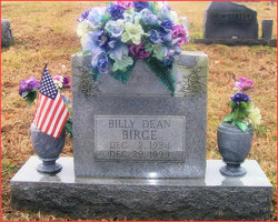Billy Dean Birge