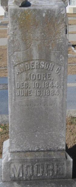 Anderson C. Moore