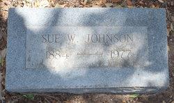 Sue <I>Wulfjen</I> Johnson