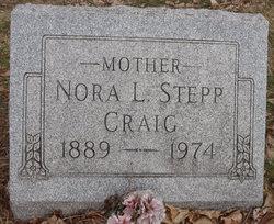 Nora L <I>Telford</I> Craig
