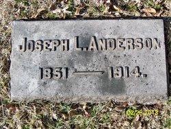 Dr Joseph Longworth Anderson