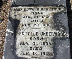 Lula Estelle <I>Montague</I> Underwood