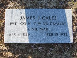 Pvt James J. Cales