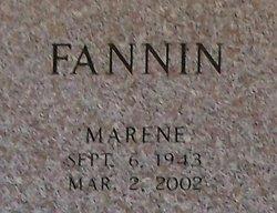 Marene Fannin