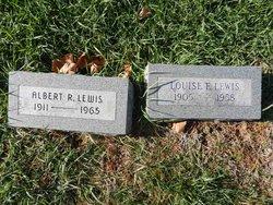 Albert R Lewis
