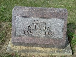 John William Wilson