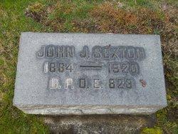 John J Sexton