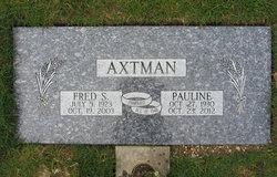 Fred Stanley Axtman