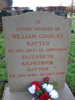 Elizabeth <I>Kilpatrick</I> Batten